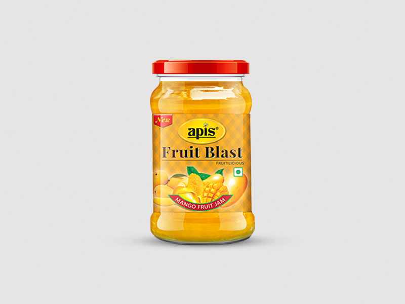 Apis Mango Fruit Jam