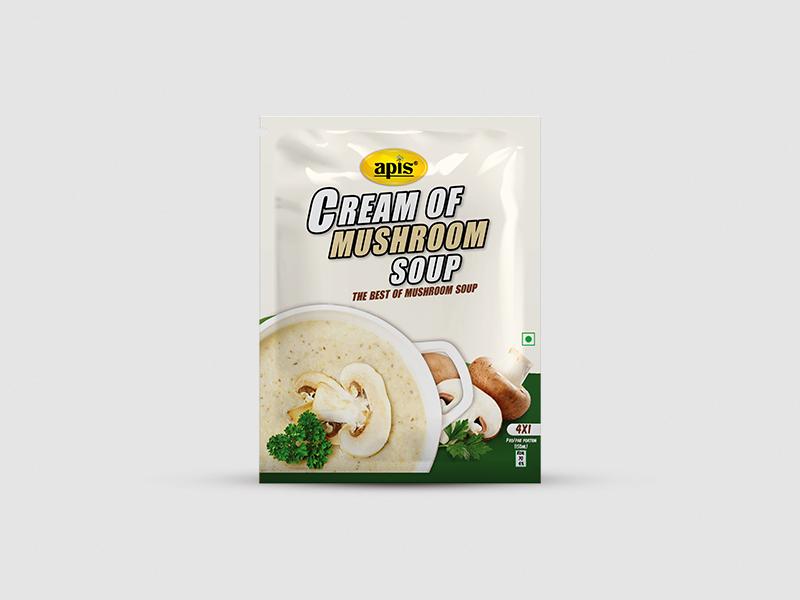 Apist Mushroom Soup